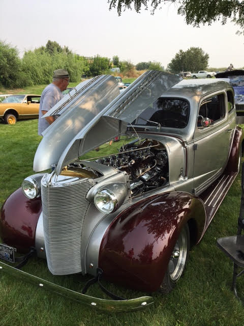 Car Show – Granger Chamber of Commerce
